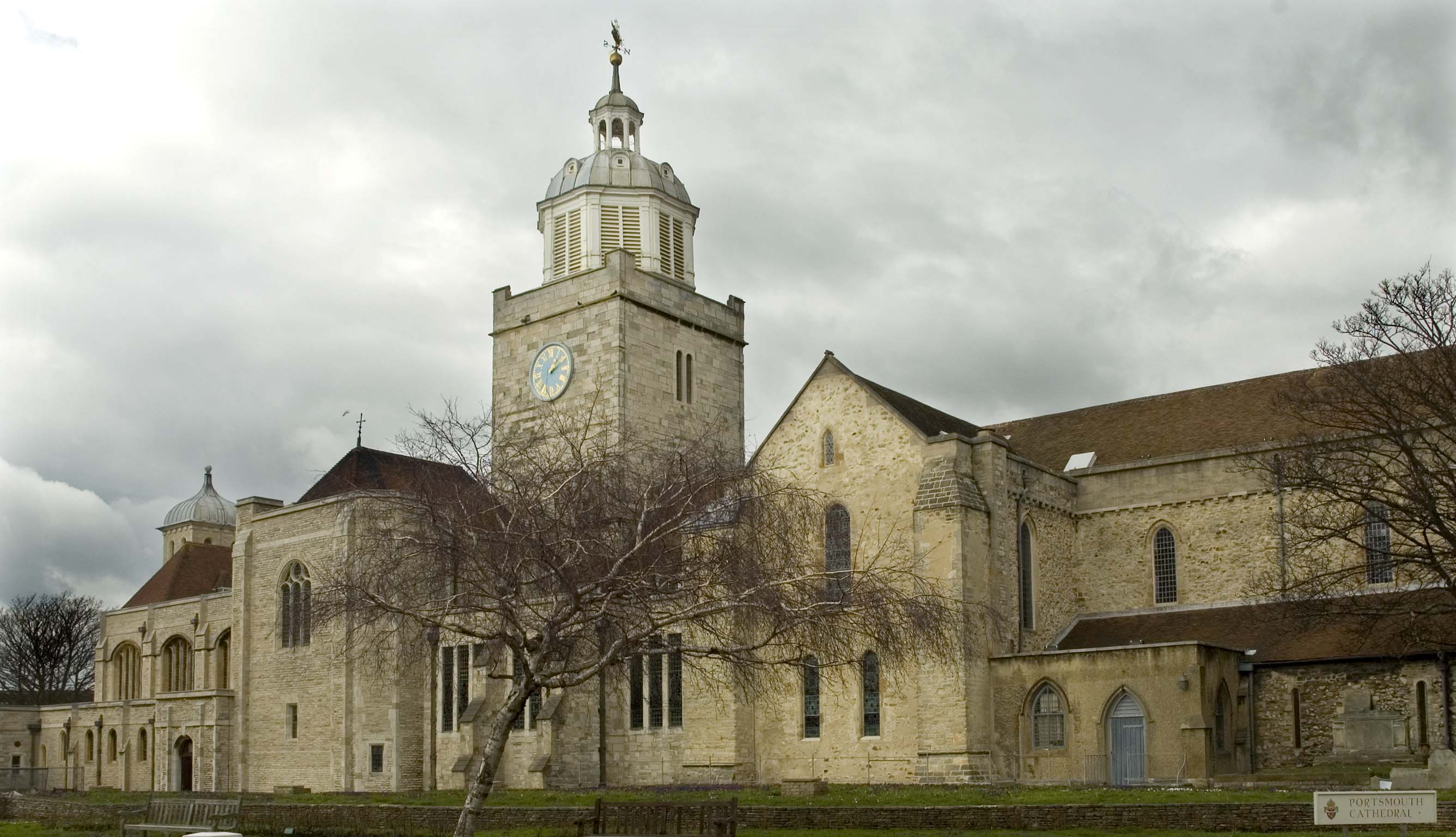 Portsmouth Catherdral